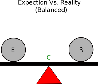 Exectation Vs. Reality (Balanced)